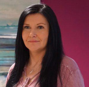 Frau Porträtbild von Andrea Hildebrandt Leitung Pflege 24 Stunden VitaConSana